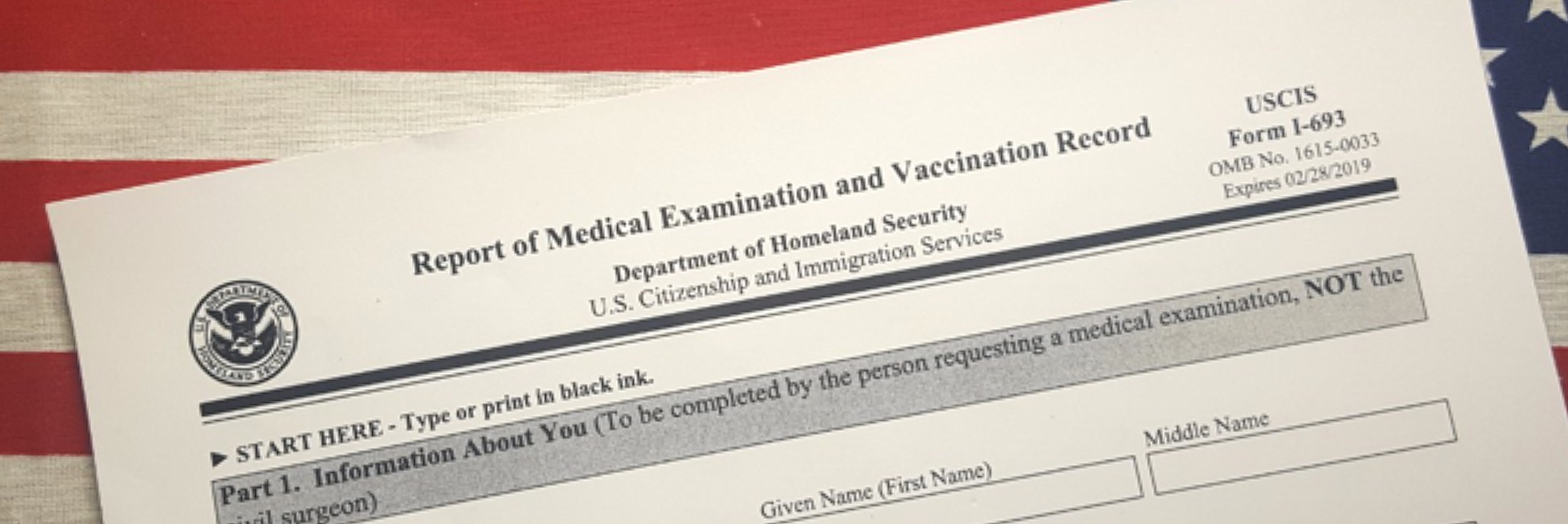 Immigration Medical Exam
